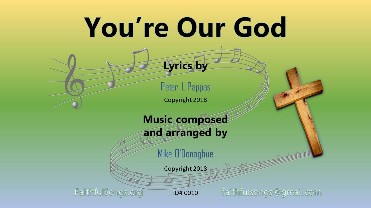 ID# 0010 • Faithful Songs - FREE New Gospel Songs